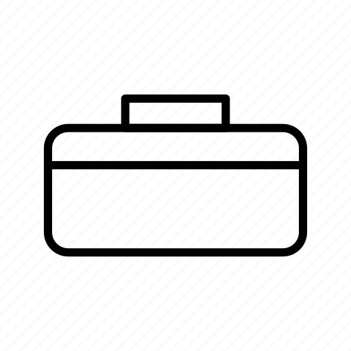 box, food, lunch, package icon
