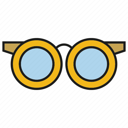 eyeglass, eyeglasses, glasses, spectacles icon