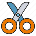 clippers, cut, scissors, shears icon