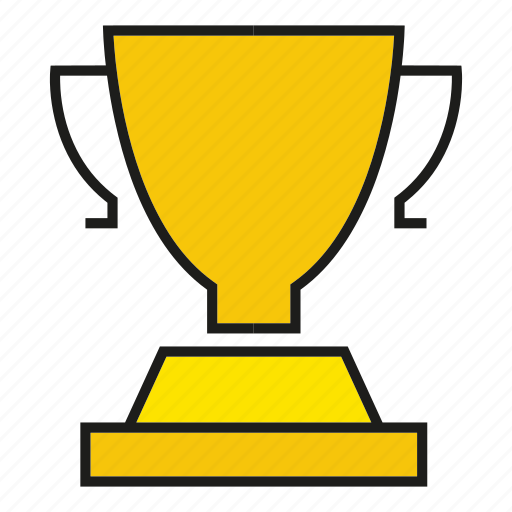 award, cup, prize, reward, winner icon