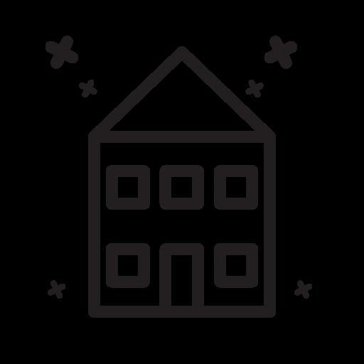 building, doodle, education, line, school, science, vector icon