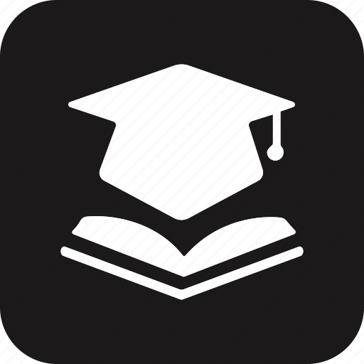 education, educational, graduate, school, schooling, study icon