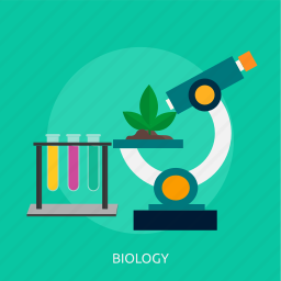 biology, dna, laboratory, lesson, microscope, science icon