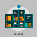 interior, cabinet, bookcase, cupboard, furniture