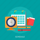calendar, date, event, schedule, time icon