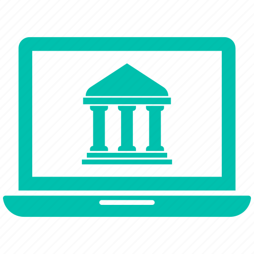 bank, banking, fund, internet, online, transfer icon
