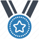 achievement, medal, winner icon