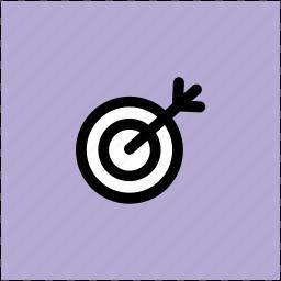 aiming, archery, dart board target, dartboard, game, throw icon