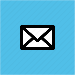correspondence, email, envelope, inbox, letter, mailbox, subscribe icon