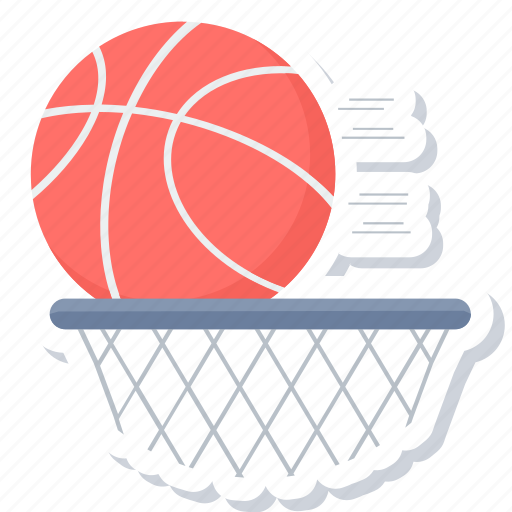 ball, basket, football, game, net, play, sports icon