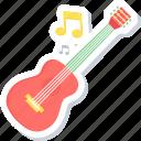 music, guitar, instrument, musical, sound
