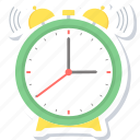 alarm, bell, clock, schedule, time, timepiece, timer
