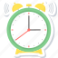 alarm, bell, clock, schedule, time, timepiece, timer icon
