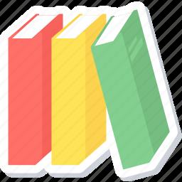 book, books, knowledge, library, school, study icon