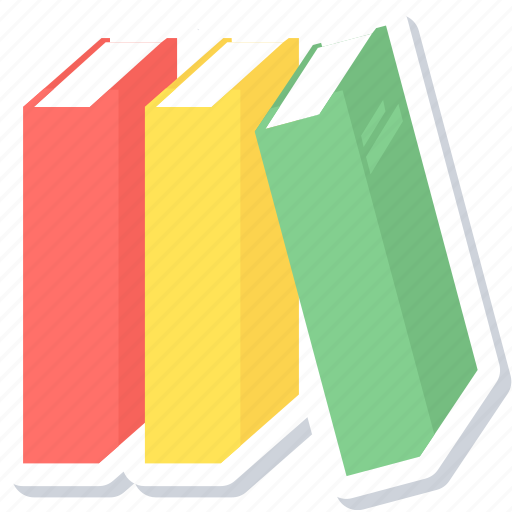 book, books, knowledge, library, school, study icon