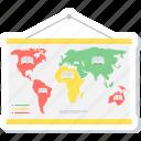 map, world, country, calendar, location