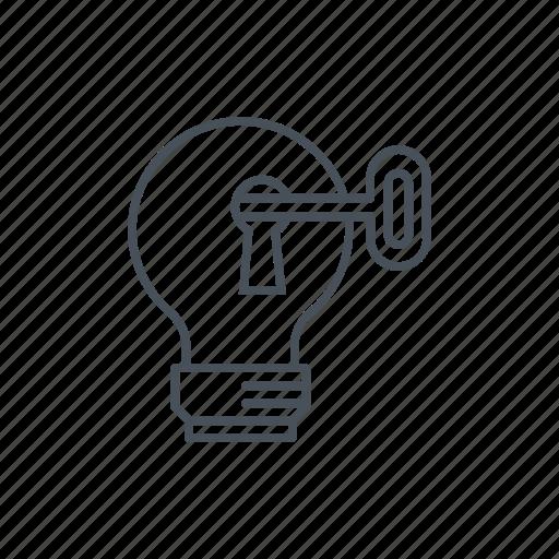 creative, idea, lamp, smart, smart solution, solution icon