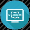 e-learning, elearning, online, study