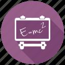 class, classroom, physics icon
