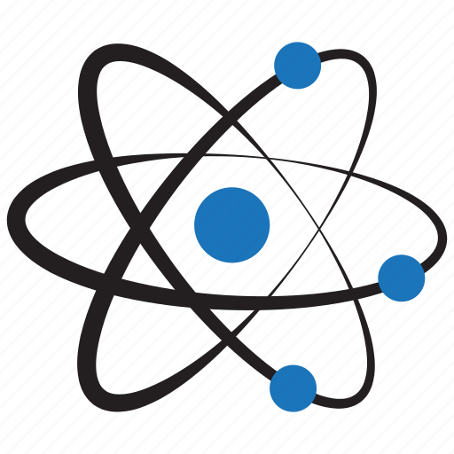 atom, atomic, chemistry, discovery, molecule, physic, science icon