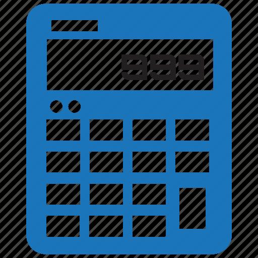 calculate, calculating, calculation, calculator, education, finance, math icon