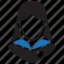 avatar, schoolgirl, student