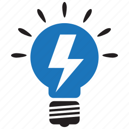 brainstorming, bulb, creative, creativity, electric, electricity, idea icon