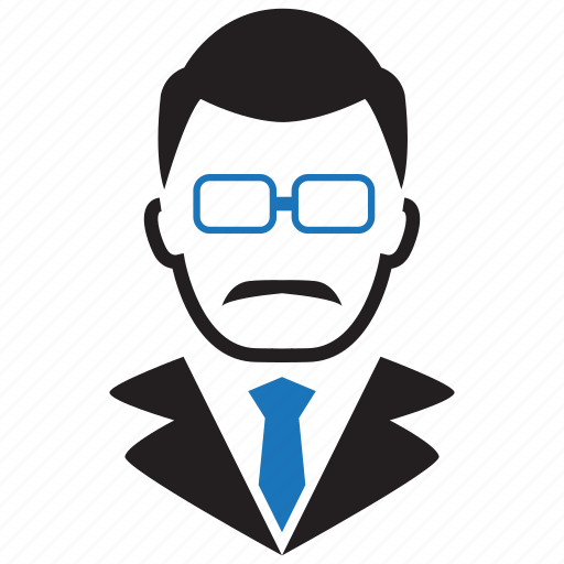 academic, avatar, college, education, male, teacher, user icon