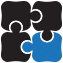 brainstorming, creativity, education, idea, puzzle, solution, strategy icon
