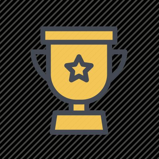 accolade, achievements, award, prize, trophy, winner icon