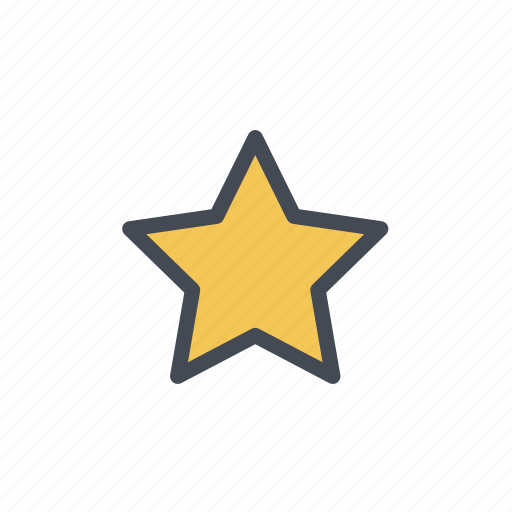actions, favourite, rating, star icon