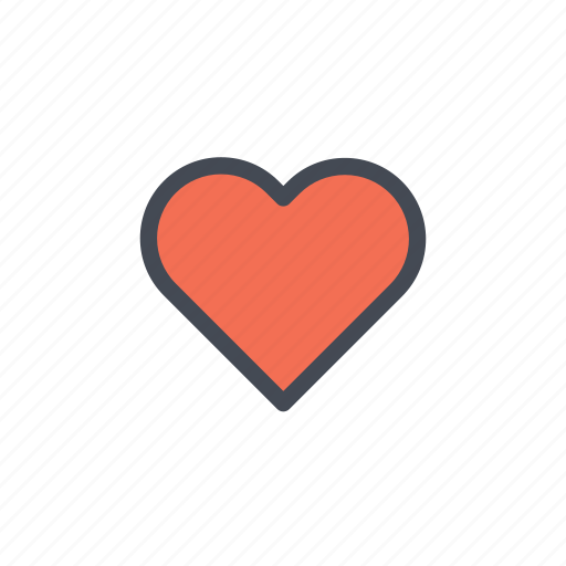 actions, heart, love, romance, romantic, valentine icon