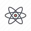 atom, chemistry, research, science icon