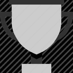 ahtletics, athly, award, trophy icon