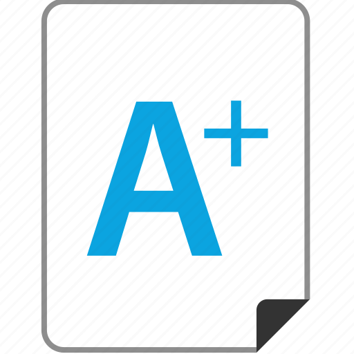 assignment, good, grade, homework icon