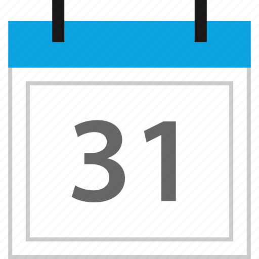 Schedule, month, calendar, event icon