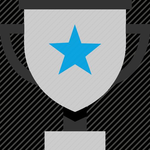 award, star, trophy, winning icon