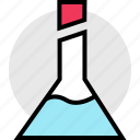 class, lab, school, science icon