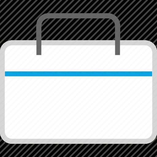 briefcase, case, education, knowledge icon