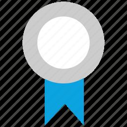 award, great, ribbon, school icon