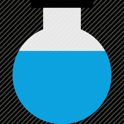 beaker, educate, science, sciences icon