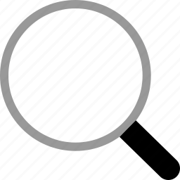 find, magnifying glass, search, searching icon