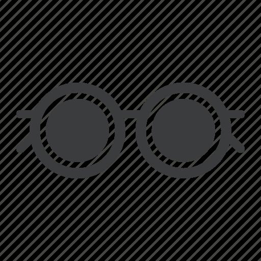 eyecare, eyeglasses, geek, nerd, ophthalmologist, opticals, spectacles icon