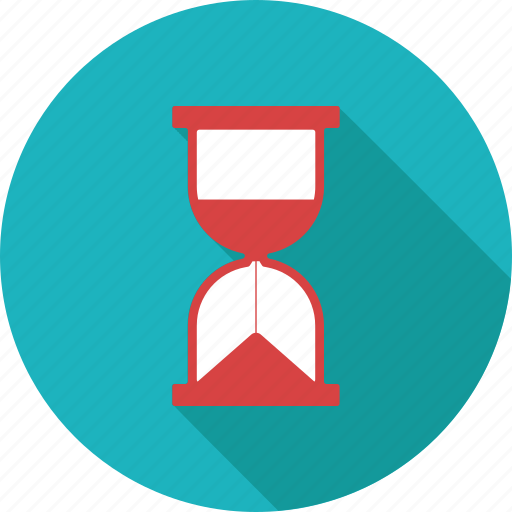 Hourglass, sand, timer, watch icon - Download on Iconfinder