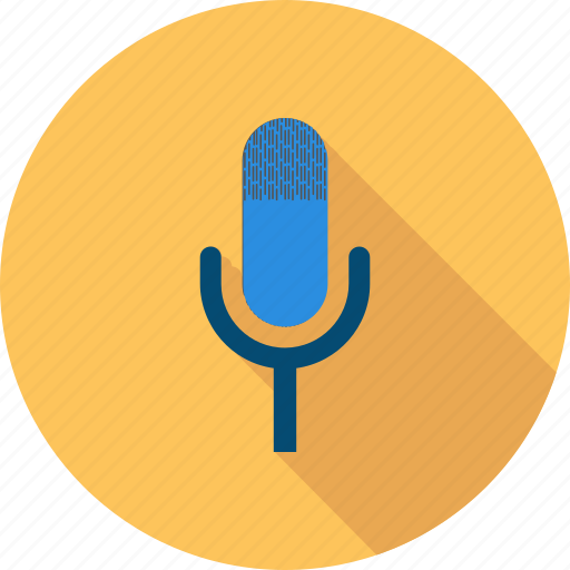 mic, music, sound, volume icon