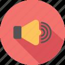 audio, sound, speaker, volume