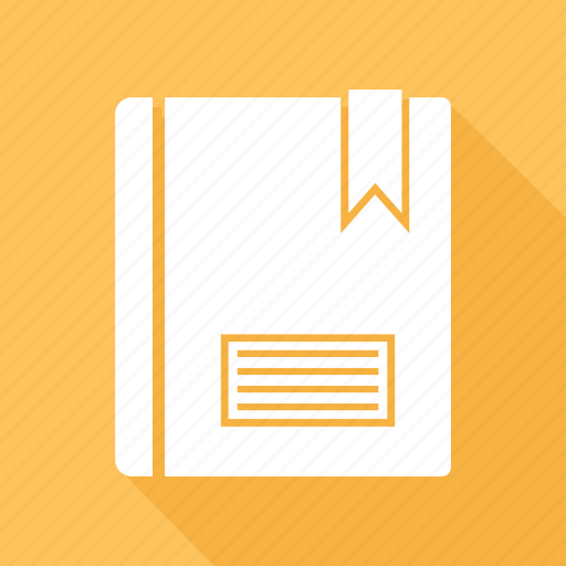 diary, notebook, notepad, notes icon