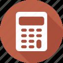 calculator, machine, numbers, office