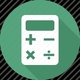 calc, calculator, math, physics icon