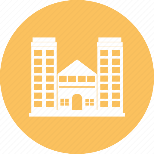 building, business, house, office, school icon